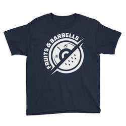 Fruits & Barbells - Youth T-Shirt