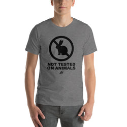 Not Tested On Animals - Men's T-Shirt