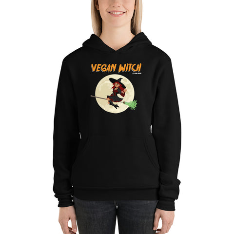 Vegan Witch Hoodie