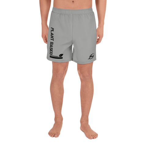 Plant Based - Men's Athletic Shorts