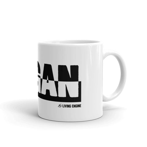 Vegan cut - Mug