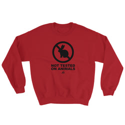 Not Tested On Animals - Women's Sweatshirt