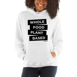 Whole Food Plant Based - Women's Hoodie