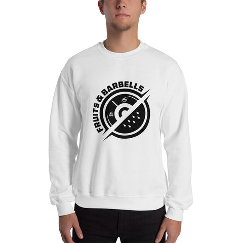 Fruits & Barbells - Men's Sweatshirt