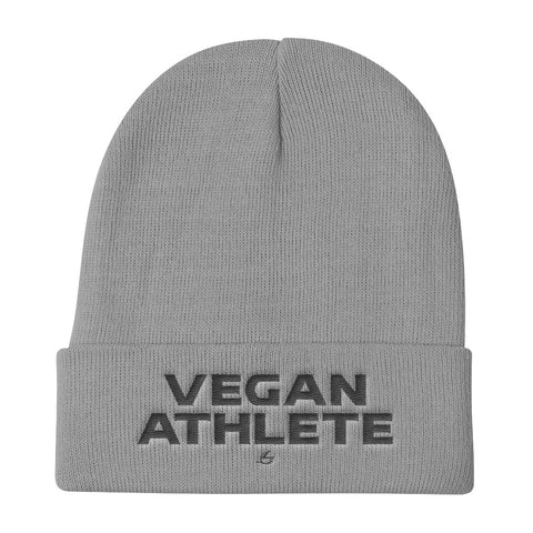 Vegan Athlete - Knit Beanie