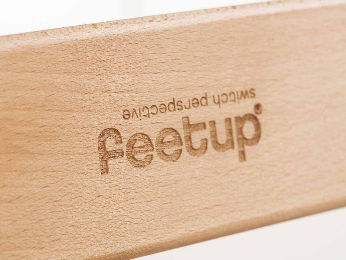 FeetUp® Trainer - Classic - Red