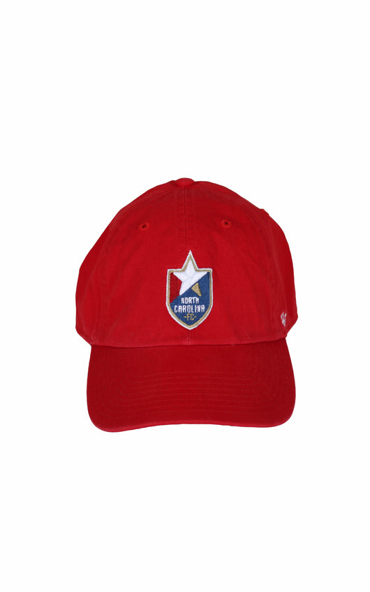 NCFC Red Logo Dad Hat