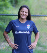 2020 NC Courage Authentic Primary Jersey - Women's Cut
