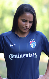 2020 NC Courage Authentic Primary Jersey - Men's Cut