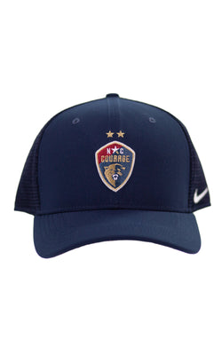 NC Courage Two Star Flex Fitted Hat
