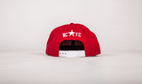 New Era Red NCFC Star Snapback