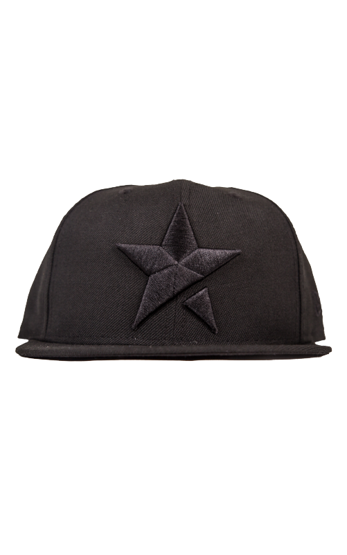 New Era Black NCFC Star Snapback