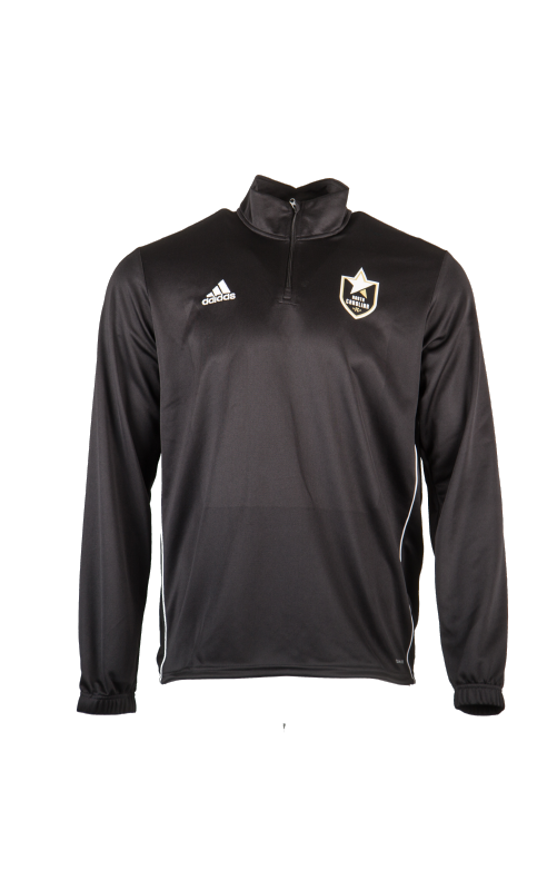 NCFC Black 1/4 Zip Training Top