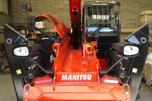 Fogmaker Manitou MT1440A Installation