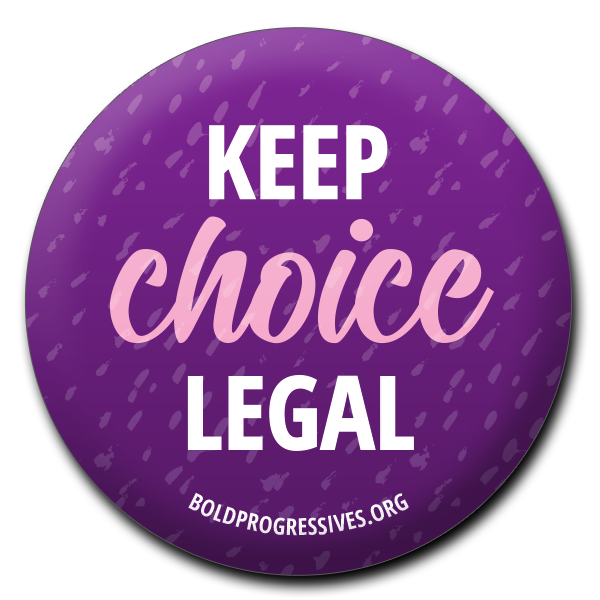 Keep Choice Legal Button