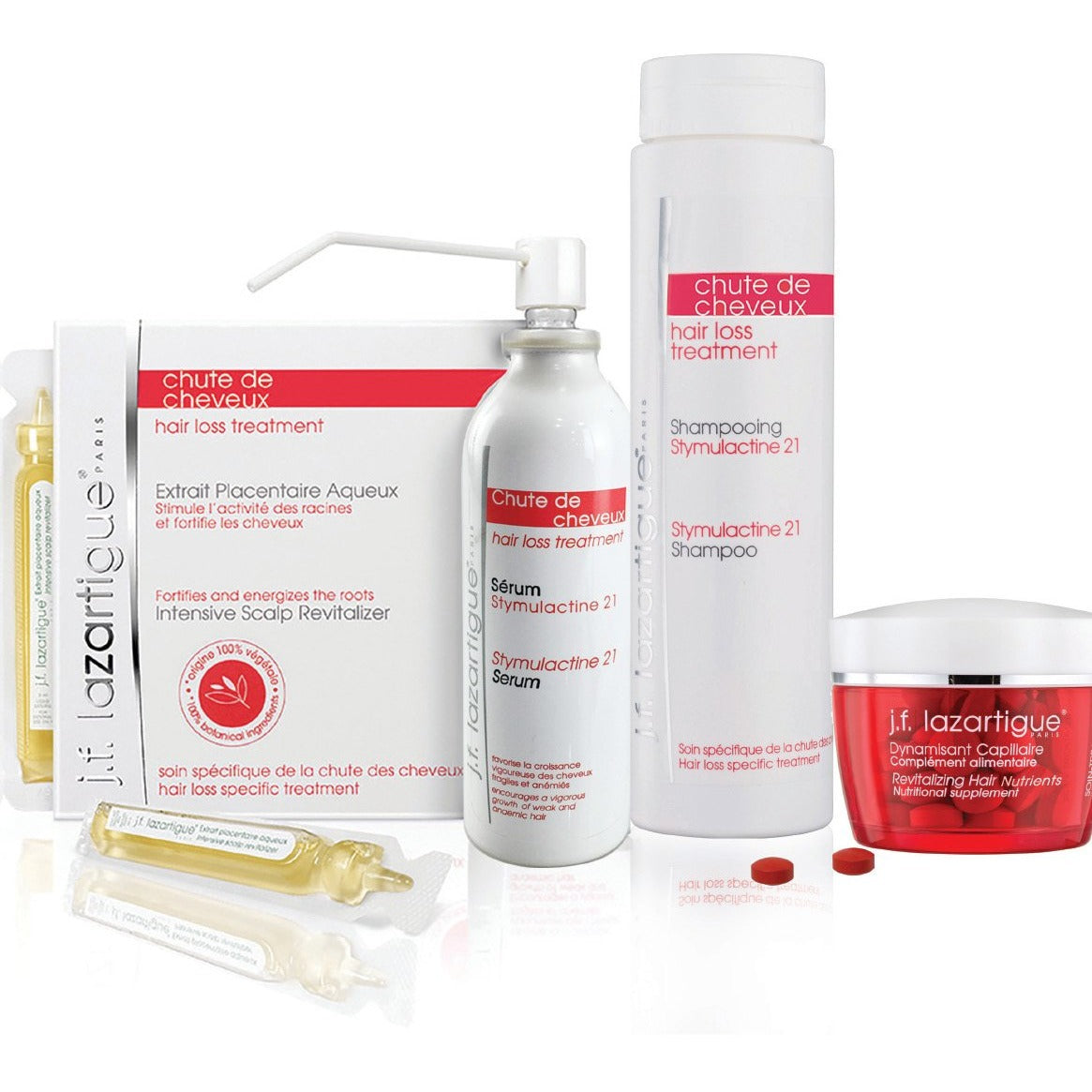 Hair Loss Treatment Kit (1 Month)