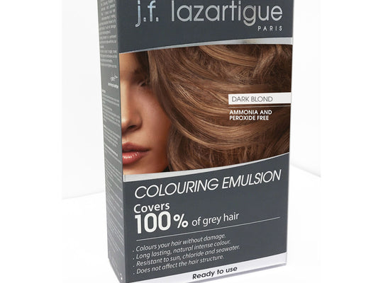 Dark Blond Coloring Emulsion