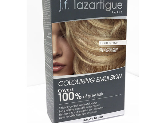 Light Blond Coloring Emulsion