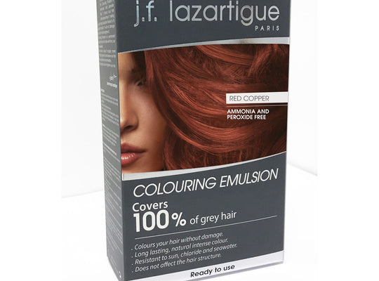 Red Copper Coloring Emulsion