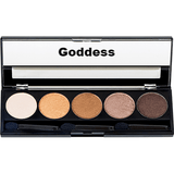 5 Well Eyeshadow Palettes - 4 Palettes