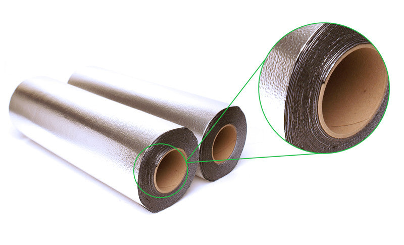 "10 SQ FT GTmat Ultra 80mil (2 Rolls 18""x3'4"") Car Audio Sound Deadener"