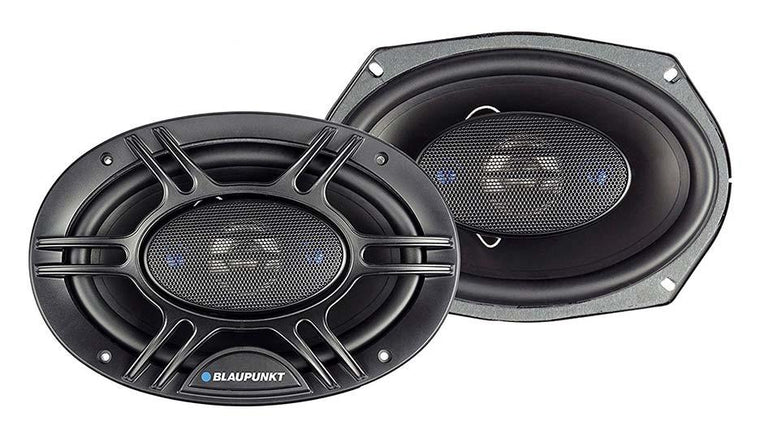 Blaupunkt 6x8 4-way Speaker 300 Watts Max