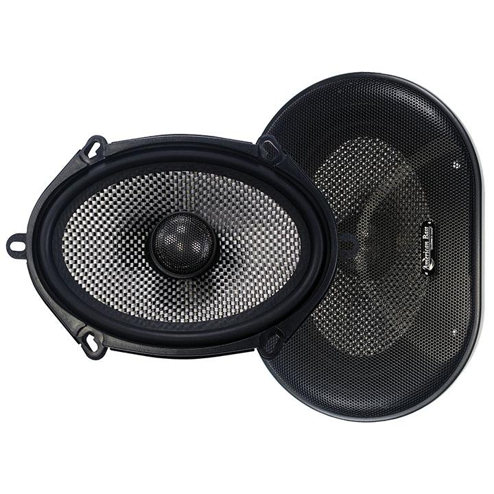 "Speaker 5x7-6x8"" (pair) 150 Watts Max American Bass; 2 Way"