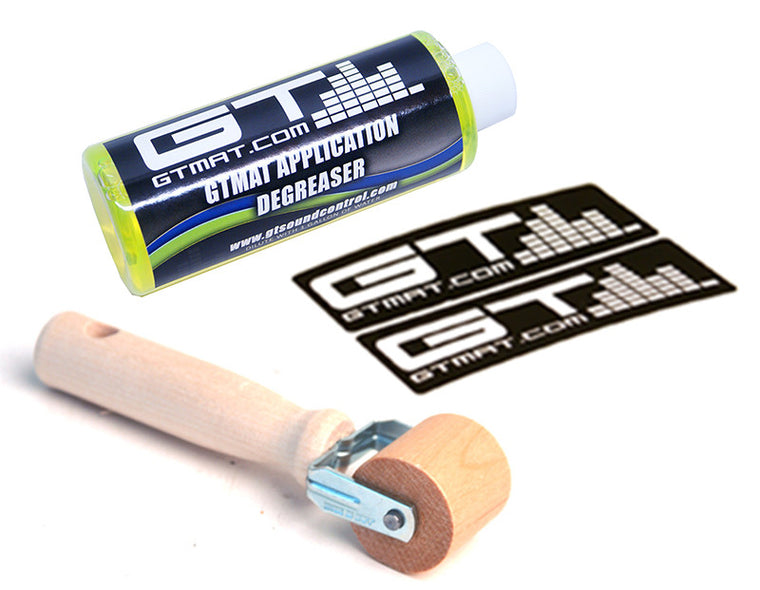 GTMAT 4oz Degreaser and Wooden Roller Installation Kit