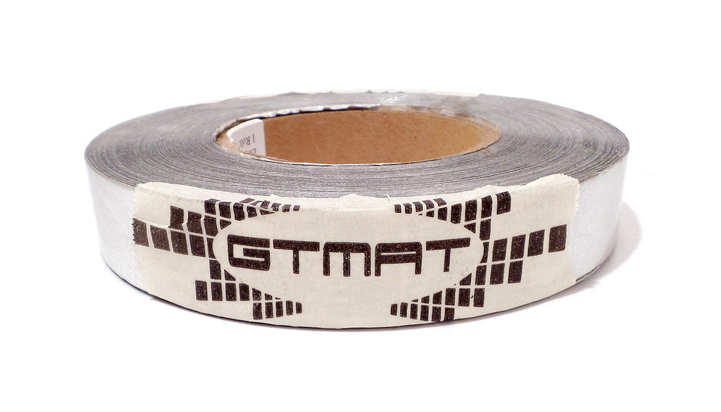 "GTMAT 1"" Wide 400ft Roll Car Sound Deadener Seam Tape"