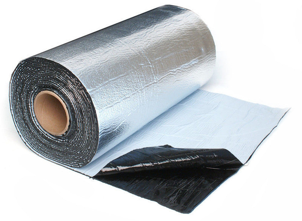 125sqft GTmat Supreme 110mil Thick Car Sound Deadener Material Rolls