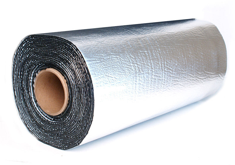 "25 SQ FT GTMAT Supreme 110MIL 2 Rolls of 18""x8'x4"" Car Audio Sound Deadener"