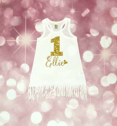 SALE, Birthday Dress, First Birthday Outfit, Girls Birthday Shirt, Birthday Dress, 1st Birthday Girl, Glitter Birthday Party, 1st Birthday