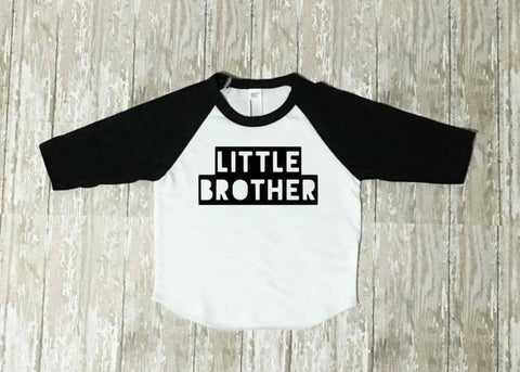 Little Brother Shirt, Little Brother Big Brother, Little Brother Announcement Shirt, Little Brother Big Brother Shirt, Boys Shirt, Boys Tees