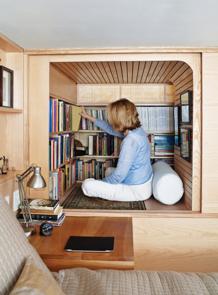 Tiny Library, Small Space: Big Ideas