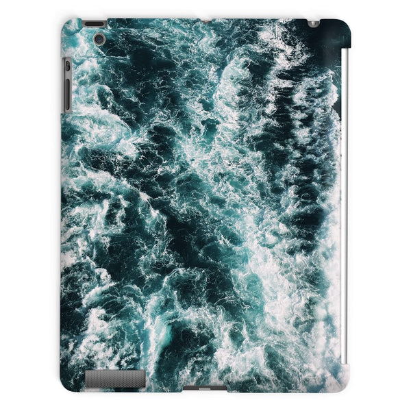Ocean Waves  Tablet Case - LuluBee+Kewi