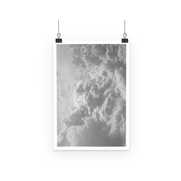 Dream Clouds  Poster - LuluBee+Kewi