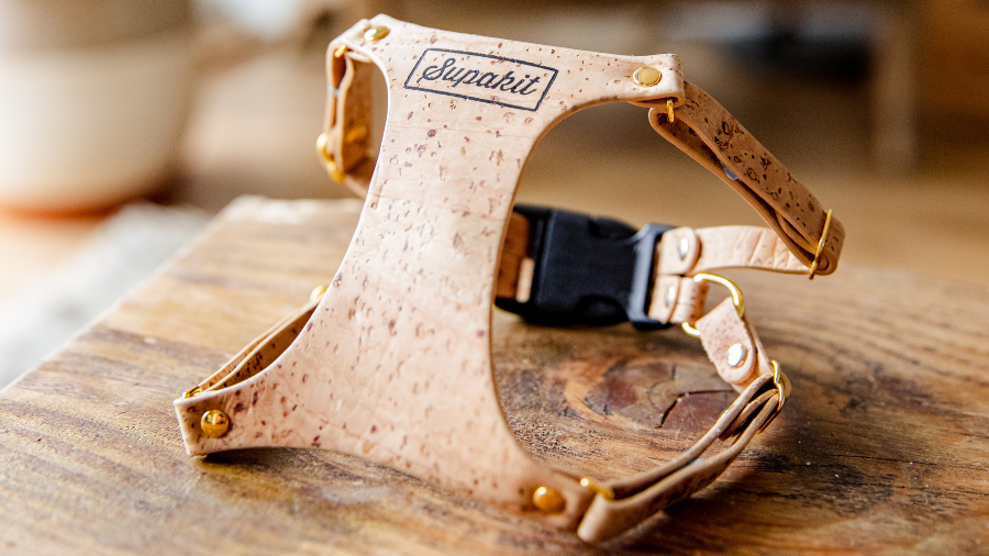 cork cat harness