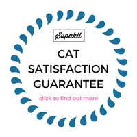Cat satisfaction guarantee