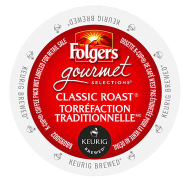 Folgers Gourmet Selections® Classic Roast [24 pack]