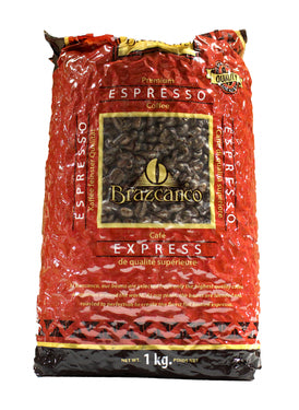 Brazilian Canadian Coffee Espresso Blend Beans [1kg]