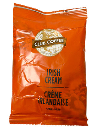 Club Coffee Irish Cream #91 [42 X 2.25 oz]