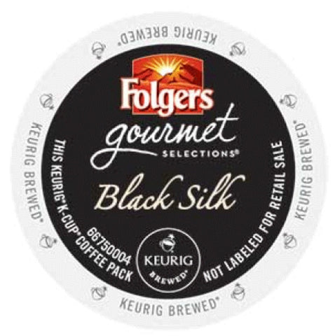 Folgers Gourmet Selections® Black Silk [24 pack]