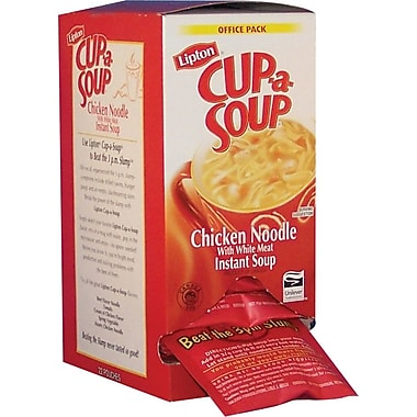 Lipton® Cup-a-Soup  Chicken Noodle [22 pack]