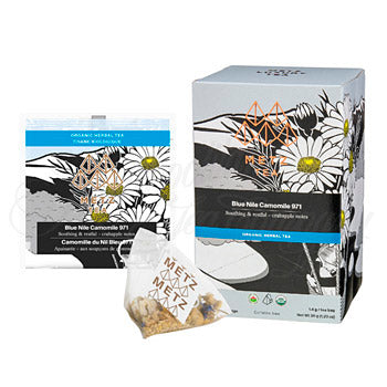 Metz Tea - Blue Nile Camomile [25 pack]