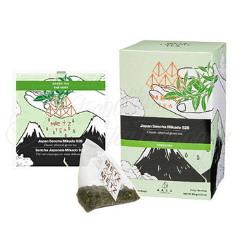 Metz Tea - Japan Sencha Mikado [25 pack]