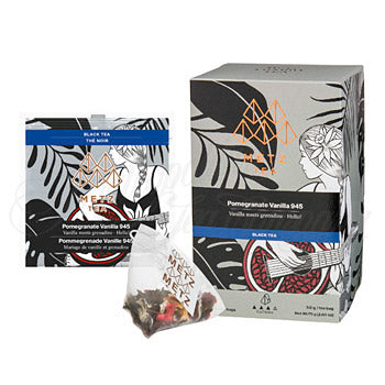 Metz Tea - Pomegranate Vanilla [25 pack]