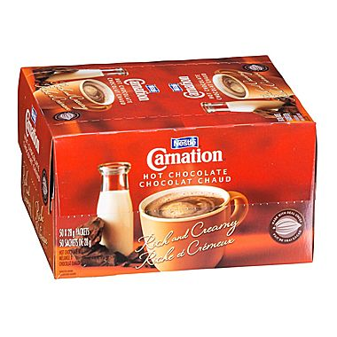 Nestlé Carnation Hot Chocolate [50 X 28g]