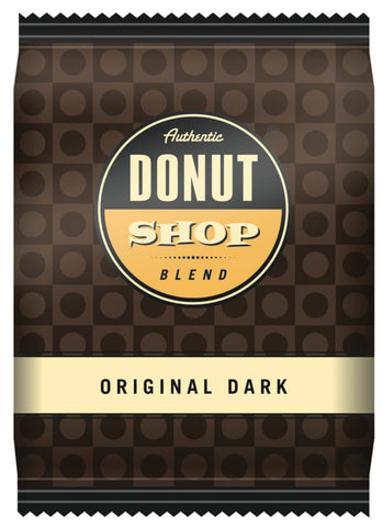 Reunion Island Donut Shop Original Dark [42 x 2.5oz]
