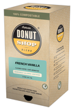 Not Keurig Compatible: Reunion Island 100% Compostable Pods - French Vanilla [16 pack]