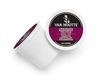 Van Houtte® Chocolate Raspberry Truffle Coffee [24 pack]